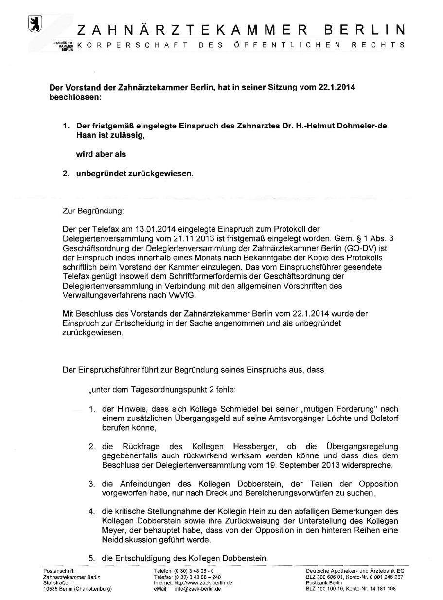 2014-01-23-zaek-dv-2013-11-21-widerspruch-ablehnung
